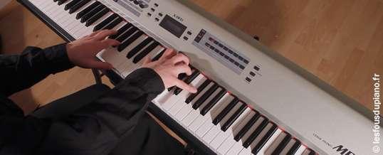 Comment harmoniser une mélodie ? Seconde partie – Enrichir votre main droite