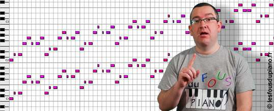 Comment enregistrer vos morceaux et enlever toutes vos fausses notes ? L'édition MIDI
